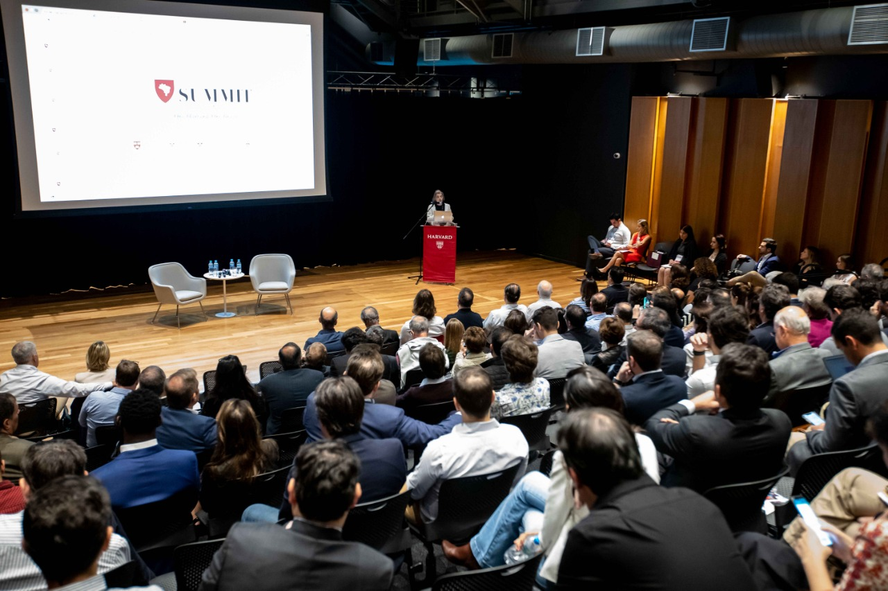 Evento: >One Harvard, One Brazil